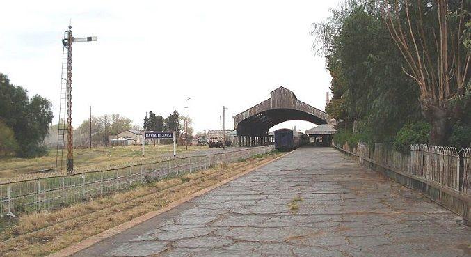 ferrocarril bahía blanca