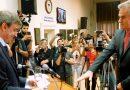 Sesión Constitutiva: Juró el Intendente Gay, se conformaron las Comisiones Internas y se estableció fecha y hora de sesiones