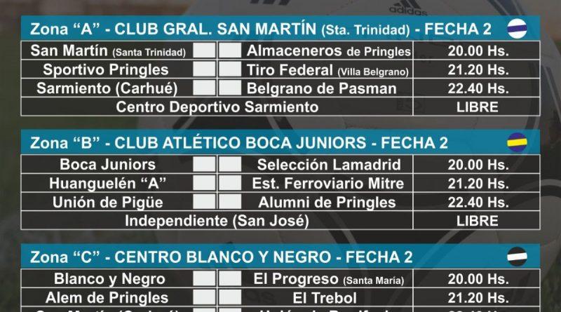 Fútbol del Recuerdo: Goleada del equipo de Boca Juniors y Unión de Pigüé