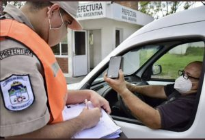 Controles de seguridad y sanidad en el Puerto de Bahía Blanca