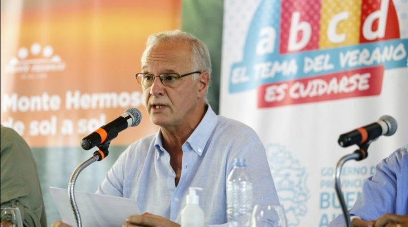 Gollan, ministro de Salud bonaerense