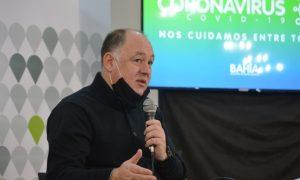 Adrián Jouglard, Secretario de Gobierno de Bahía Blanca