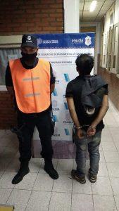Detenido por robo en Comisaría Segunda Bahía Blanca