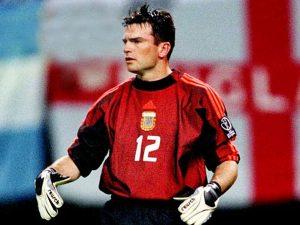 Pablo Cavallero, Selección Argentina