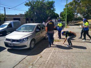 """Infracción por utilizar """"Uber' en Bahía Blanca"""