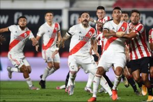River le ganó a Estudiantes de la Plata