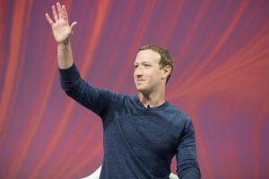 Zuckerberg, dueño de Facebook