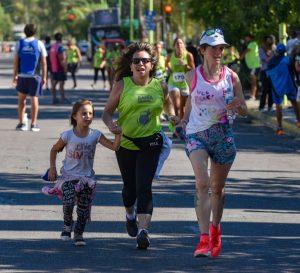 Carrera y Caminata de la Mujer