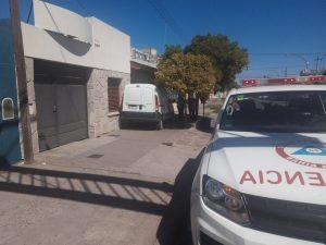 Accidente vial con misterio en Bahía Blanca