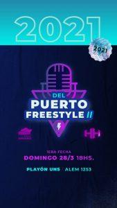 Del Puerto Freestyle