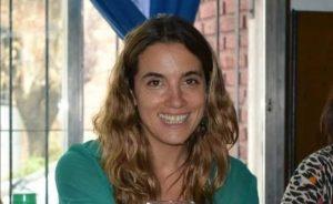 Marta Cimarosti, presidenta del Colegio de Trabajadores Sociales de Bahía Blanca