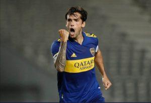 Emanuel Más, Boca Juniors