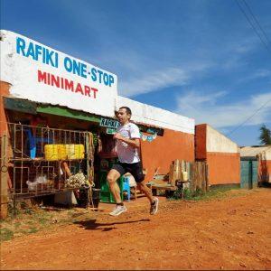 Julián Alonso, el runner que viajó a cumplir su sueño a Kenia