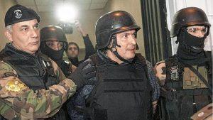José López preso