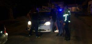 Detenido por llevar cocaina y un arma en Villa Mitre