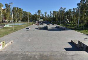 Skate Park de Parque de Mayo