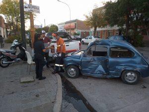 Siniestro Vial en Castelar Bahía Blanca