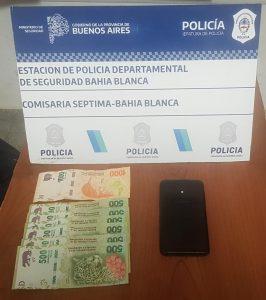 Extorsión en Bahía Blanca