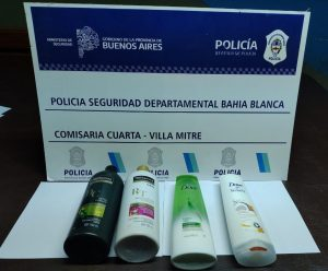 Utilizó la mochila de su hija para robar en Villa Mitre
