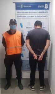 Detenido por amenazar tras choque en Mitre y 11 de abril