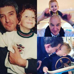 Jony Viale recordó a su papá Mauro