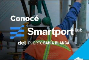 Smart Port Lab Puerto de Bahía Blanca